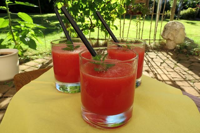 Wassermelonen-Smoothie
