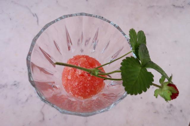 Wassermelonen-Sorbet