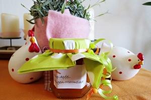 Möhren-Apfel-Orangen-Marmelade