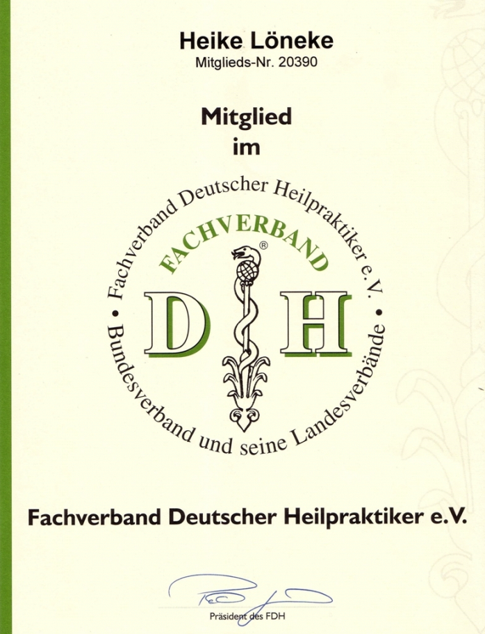 FDHUrkunde-Homepage
