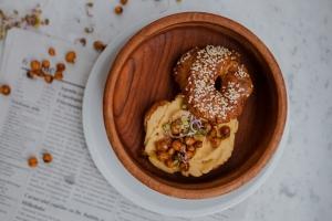 Hummus-Aufstrich