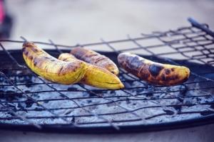gebackene Banane